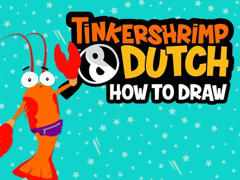 How to Draw Tinkershrimp