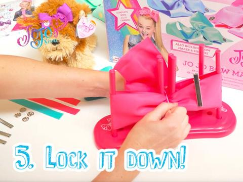 How to make a JoJo Bow!