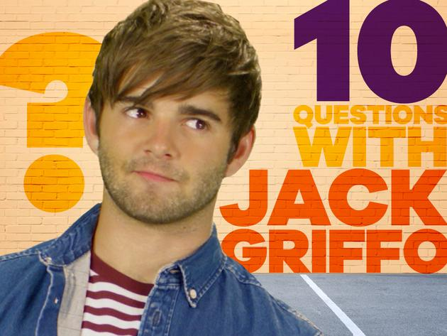 10 Questions in 30 Seconds! With Jack