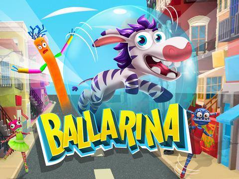 Ballarina - a GAME SHAKERS App
