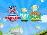 Slimecup Ep.1 - Danger Rangers play Crash Course Creator