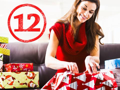 Christmas Survival Guide - Wrapping Presents