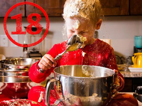 Christmas Survival Guide - Christmas Food