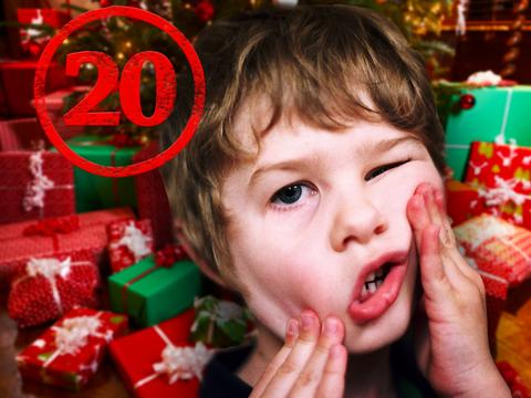 Christmas Survival Guide - Awful Presents Reaction Guide