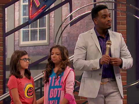 Game Shakers Audition - Kel