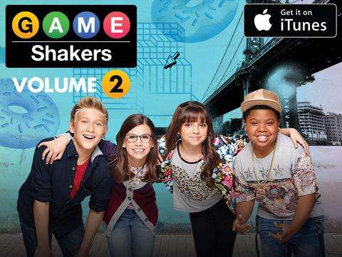 GAME SHAKERS: Vol.2