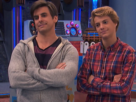 Henry Danger Audition - Jace and Cooper