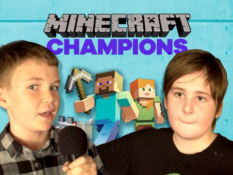 Minecraft Champions!