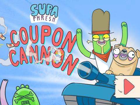 Supa Phresh - Coupon Cannon