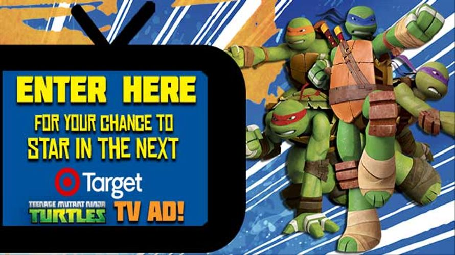 Are you the next TMNT Shell-ebrity!?