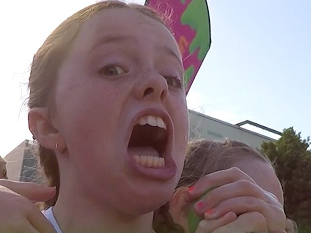 SLIMECUP: The funniest Faces of 2016