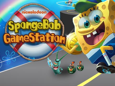 SpongeBob - Game Station App