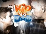 Kid VS Dad - Staring Contest