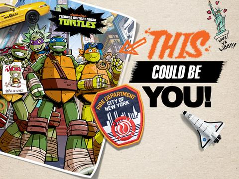 TMNT NYC Competition