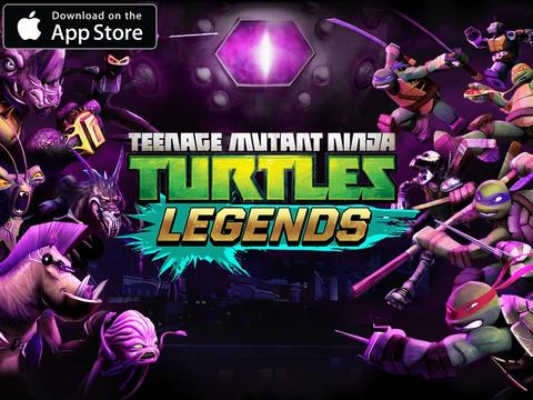 TMNT LEGENDS APP