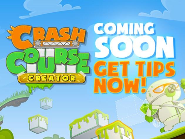 Coming Soon! - Crash Course Creator