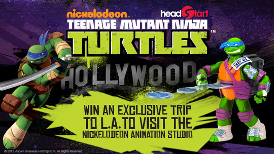 WIN an exclusive trip to L.A.
