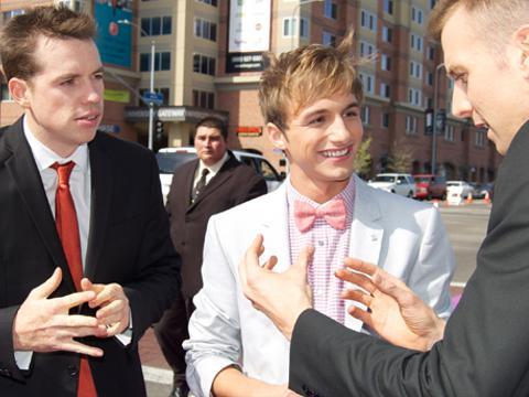 Nickelodeon Kids' Choice Awards 2013 | Luke & Wyatt on The Orange Carpet