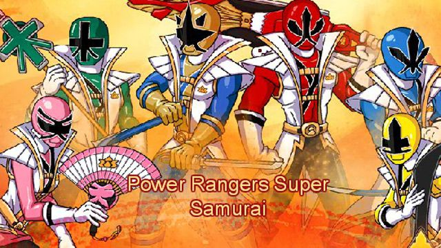 Power Rangers Super Samurai - Xbox Games Store