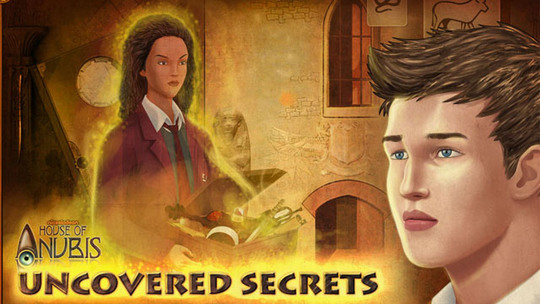 GAMES: Anubis - Uncovered Secrets