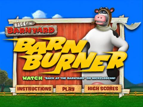 Back at the Barnyard | Barn Burner