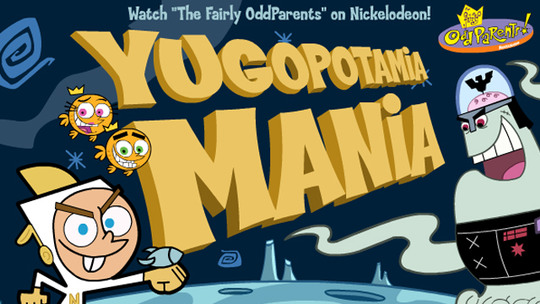 Fairly Odd Parents | Yugopotamia Mania