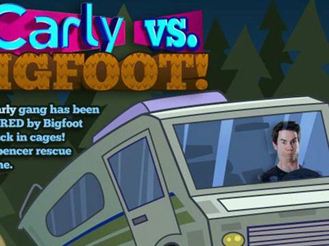 iCarly | iCarly vs Bigfoot