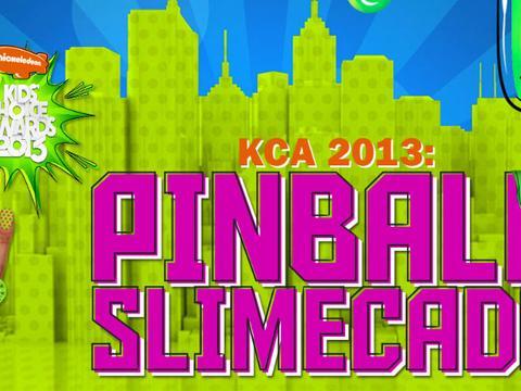 KCA Pinball Slimecade