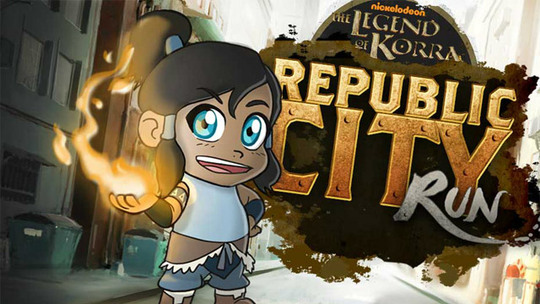 Legend Of Korra | Republic City Run
