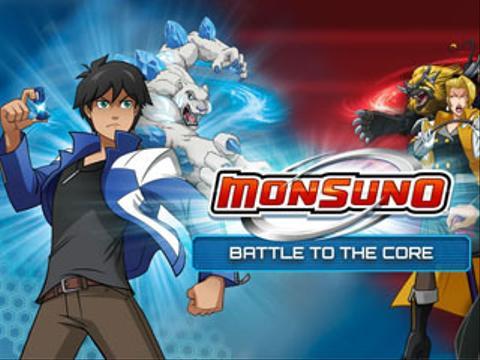 Monsuno | Battle To The Core