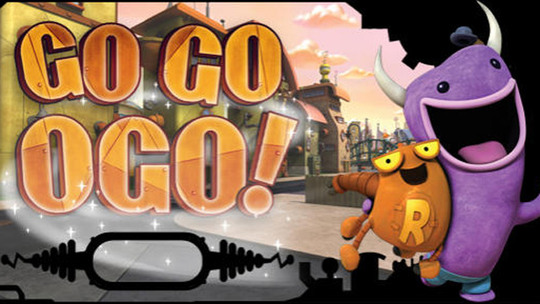 Robot & Monster | Go Go Ogo!