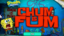 SpongeBob SquarePants | Chum is Fum