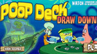 SpongeBob SquarePants | Poop Deck Draw Down
