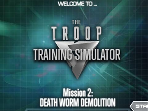 The Troop | Mission 2: Mongolian Deathworm
