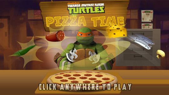 Teenage Mutant Ninja Turtles | Pizza Time