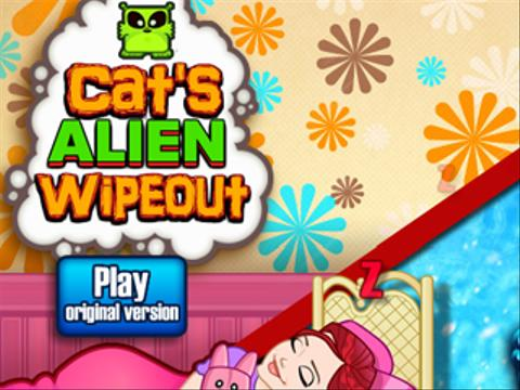 Victorious | Cat's Alien Wipeout