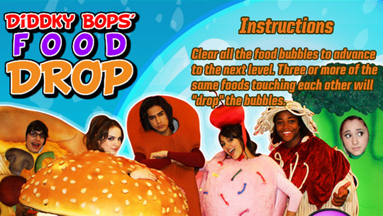 Victorious | Diddky Bops' Food Drop