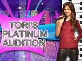 Victorious | Tori's Platinum Audition