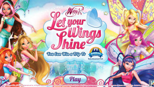 Winx Club 'Let Your Wings Shine' Competition