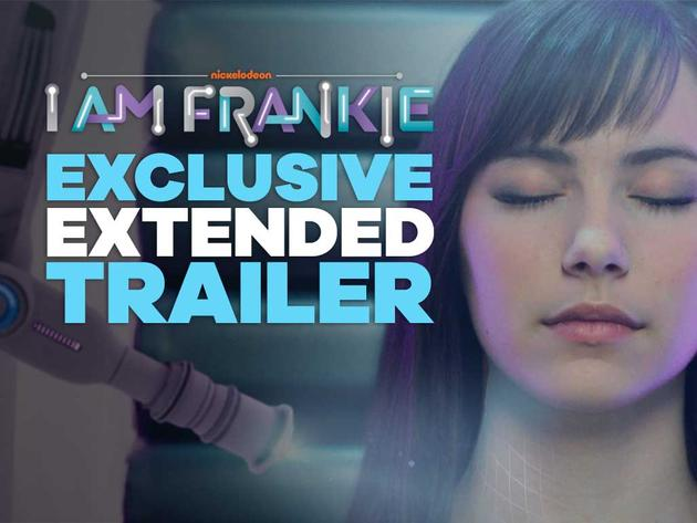 I Am Frankie - Extended Trailer