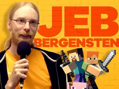 Yens 'The Jeb' Borgensten from Minecraft!