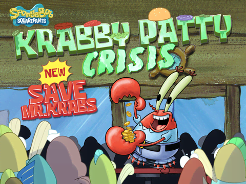 SpongeBob SquarePants - Krabby Patty Crisis