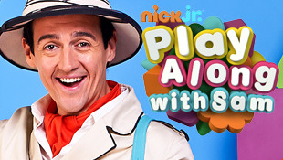 WIN! AN EXCLUSIVE VISIT FROM SAM MORAN TO YOUR PRE-SCHOOL OR PLAYGROUP!