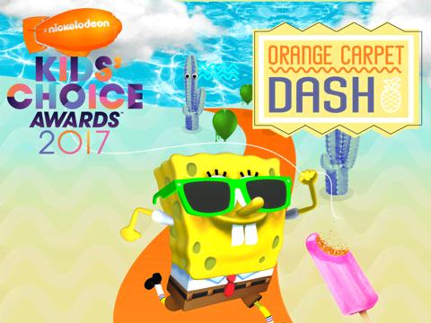 KCA: Orange Carpet Dash