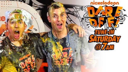 DARE OFF! We're back NEXT Saturday from 7am!