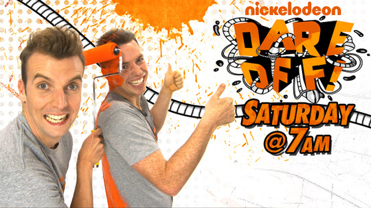 Dare Off! - Back Next Saturday @ 7am