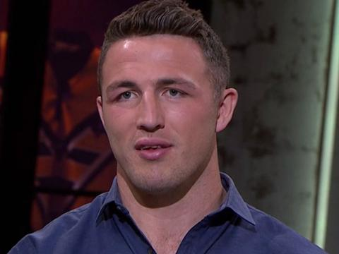 Sam Burgess - Fast Questions