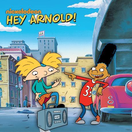 Эй, Арнольд! (6+)
