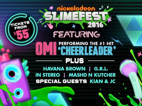 SLIMEFEST 2016 TICKETS ARE ON SALE NOW!