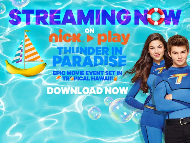 Stream Thundermans on Nick Play!